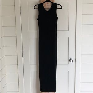NWT Target Who What Wear Ribbed Maxi Dress